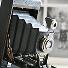 Vintage Autographic Brownie  by LynnEngland