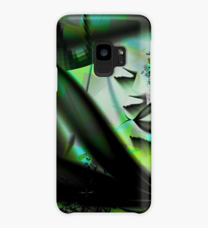 Leaves of Green Case/Skin for Samsung Galaxy