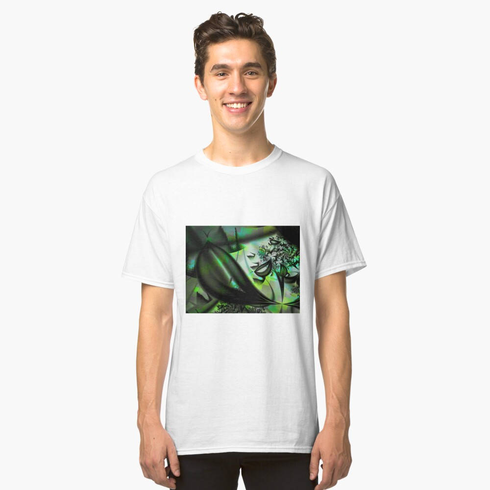 Leaves of Green Classic T-Shirt