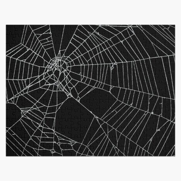 SpiderWeb Web Jigsaw Puzzle