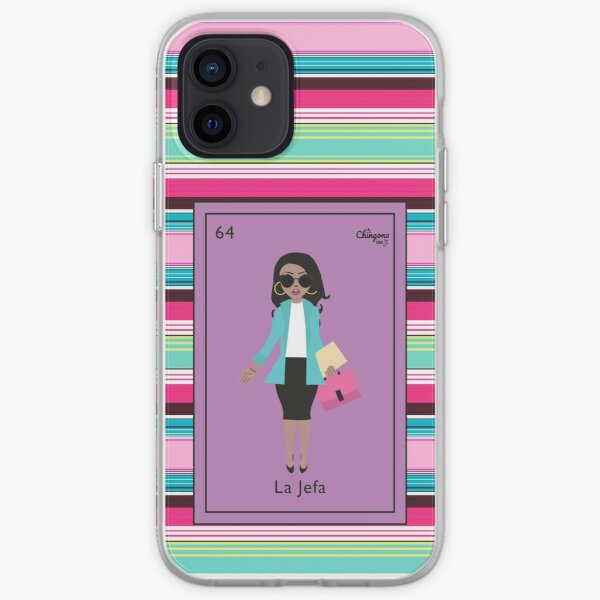 La Jefa iPhone Soft Case