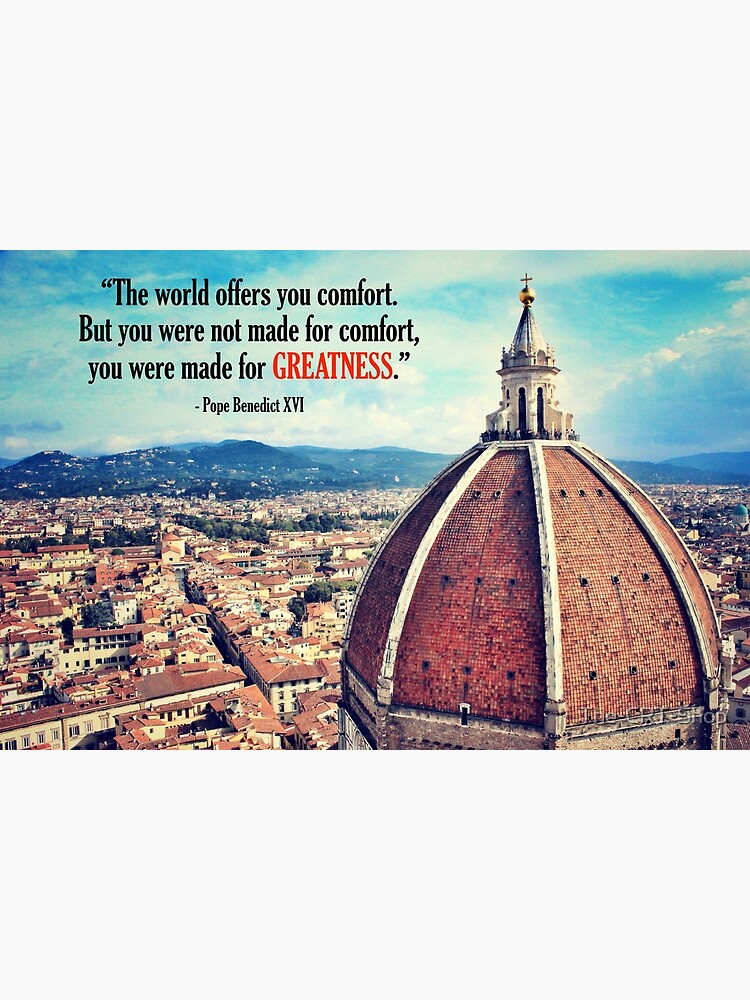 You Were Made for Greatness - 1 by The-CRT-Shop