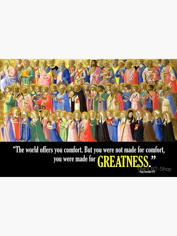 You Were Made for Greatness - 2 by The-CRT-Shop