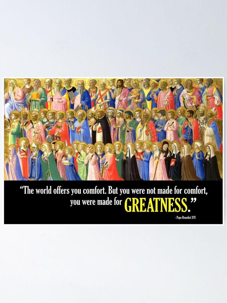 Alternate view of You Were Made for Greatness - 2 Poster
