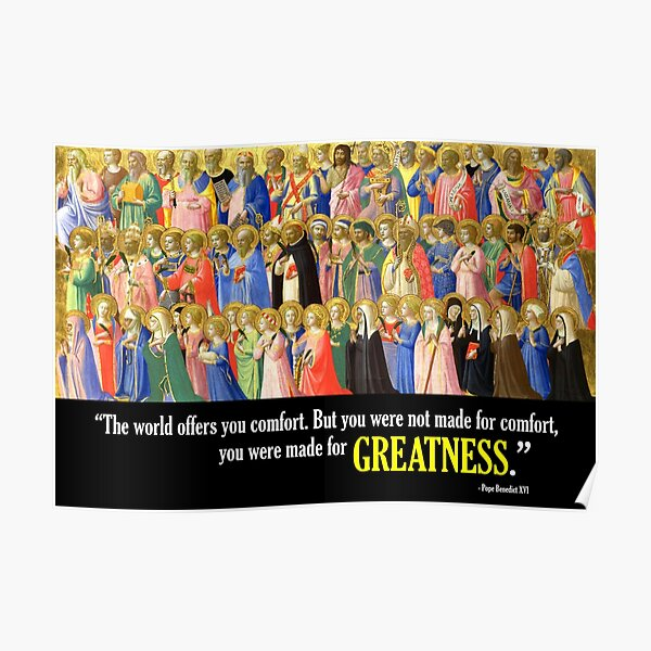 You Were Made for Greatness - 2 Poster