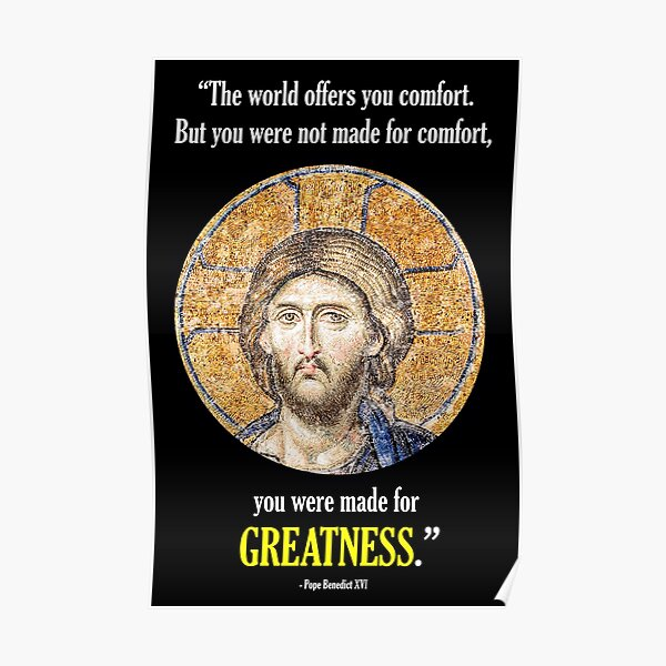 You Were Made for Greatness - 4 Poster