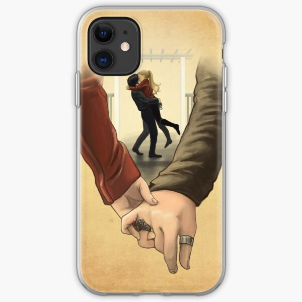 Entwined  iPhone Soft Case
