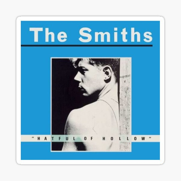 The Smiths - cover Sticker