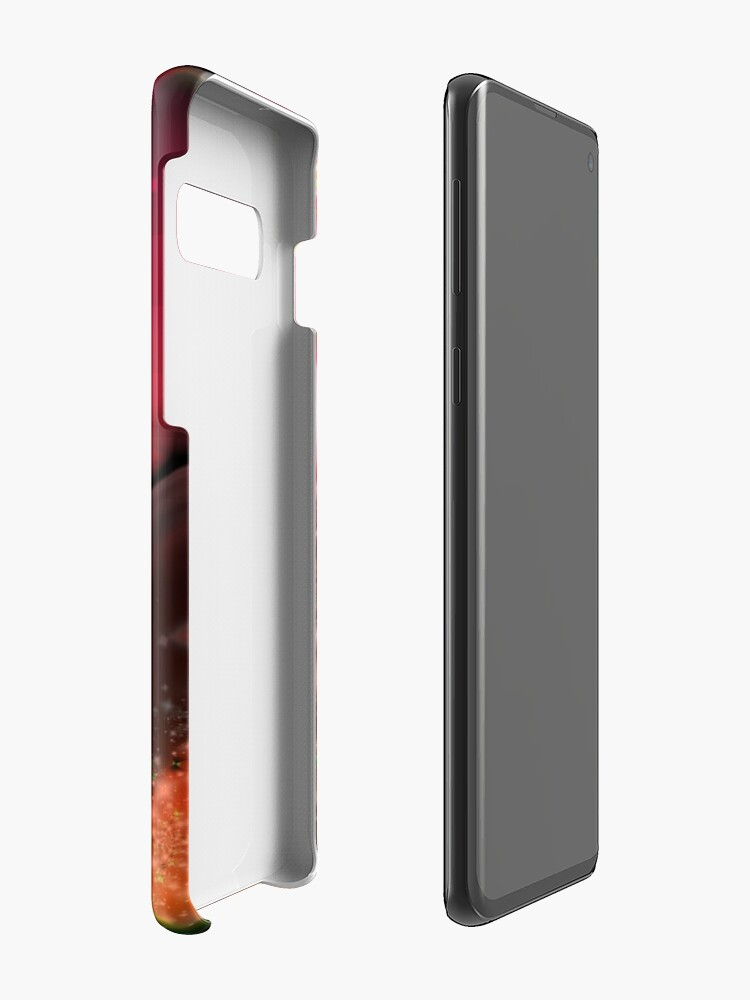 Alternate view of Pink Orange Dream Case & Skin for Samsung Galaxy
