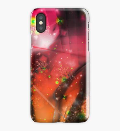 Pink Orange Dream iPhone Case