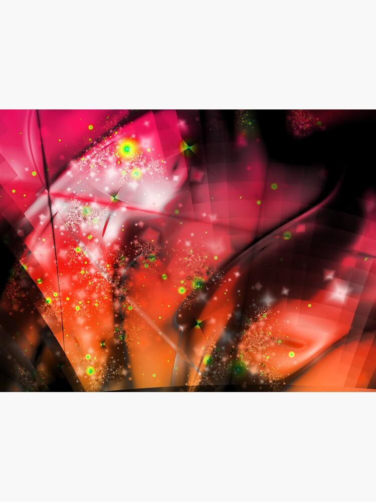 Pink Orange Dream by garretbohl