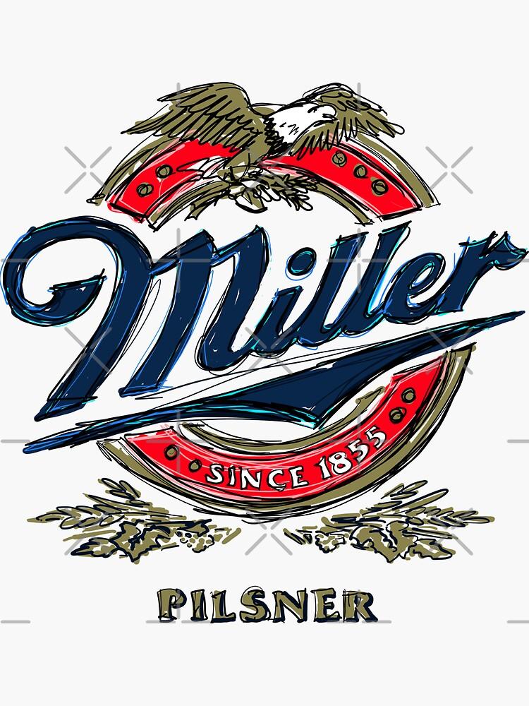 Miller Pilsner POP by shtem