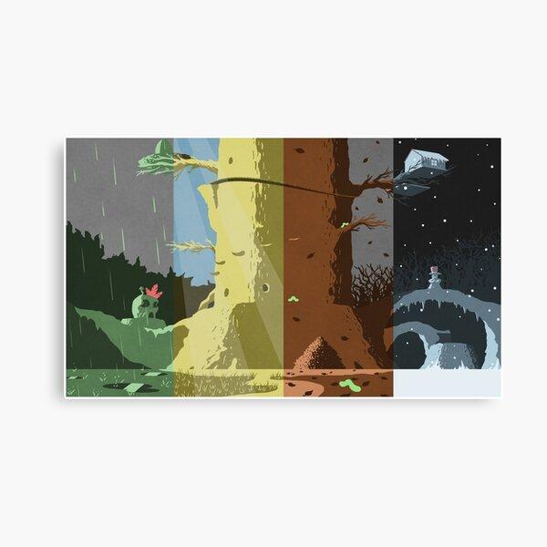 Click Clock Canvas Print