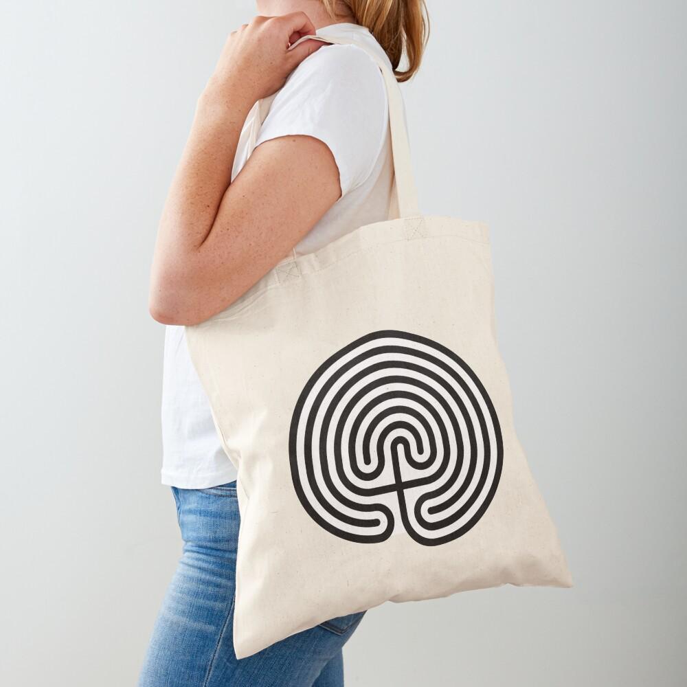#Cretan, #labyrinth, Cretanlabyrinth Tote Bag
