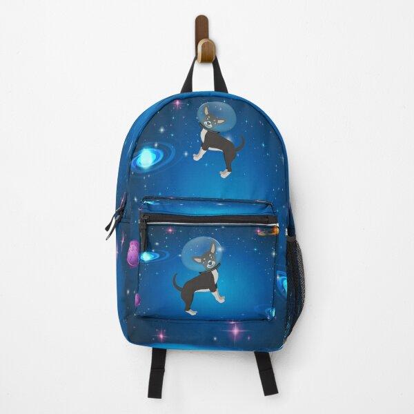 Space Dog Backpack, Space Chihuahua Backpack