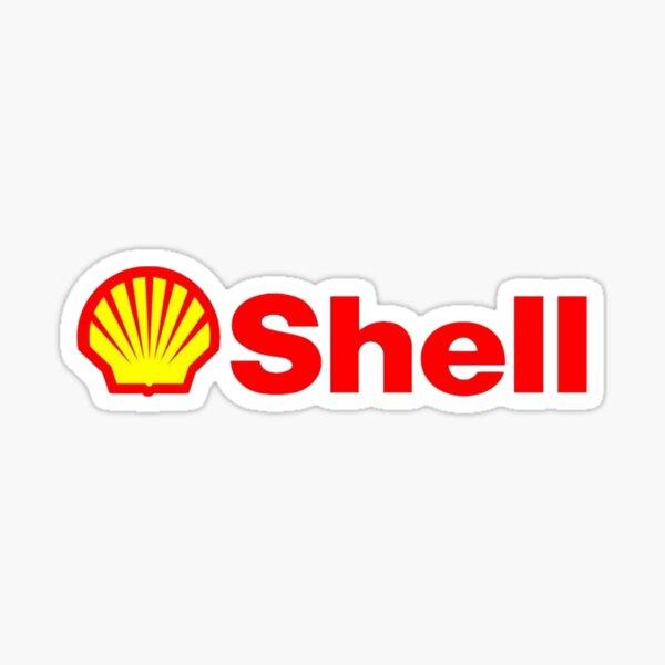 Shell logo (older one) Sticker