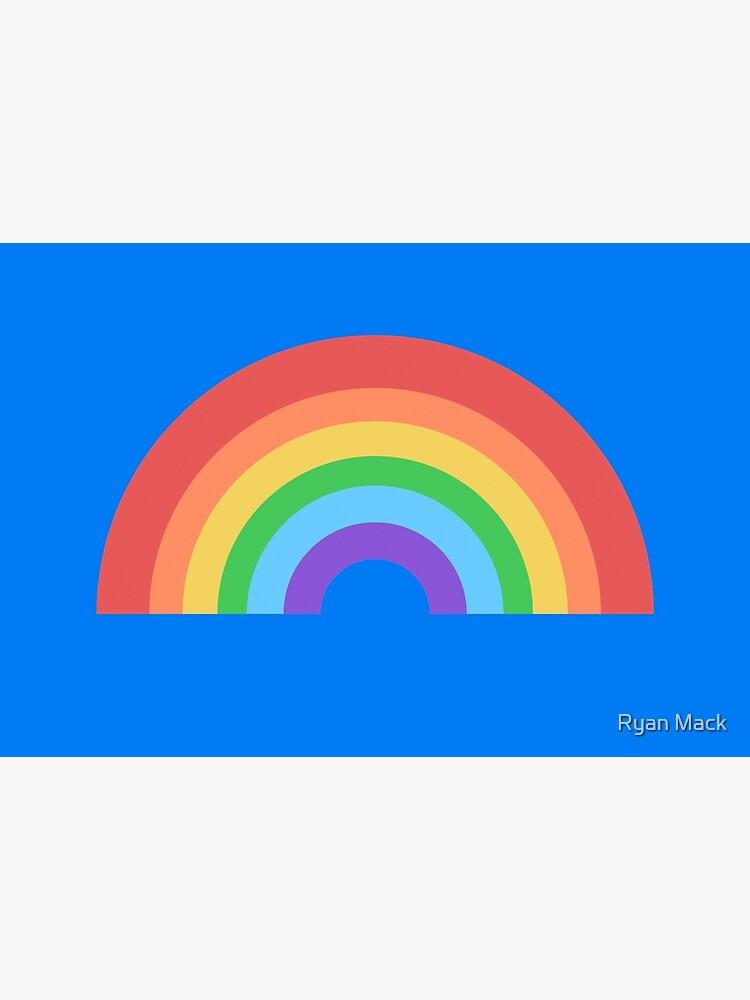 Happy Little Rainbow by ryanpmack