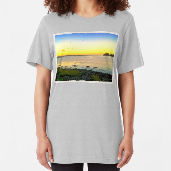 Jacob´s Island 002 Slim Fit T-Shirt