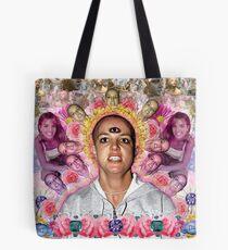 The Ascension of Britney to Punk Goddesshood Tote Bag
