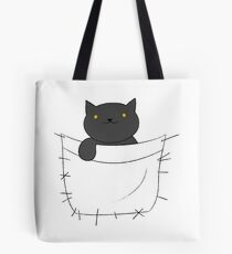 Kitty! ~ Smokey Tote Bag