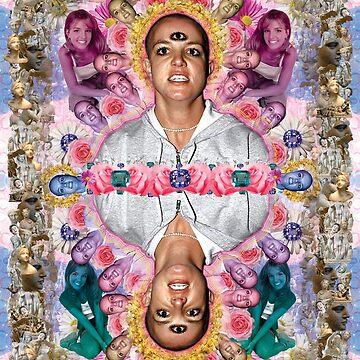La ascensión de Britney a la diosa Punk de STORMYMADE