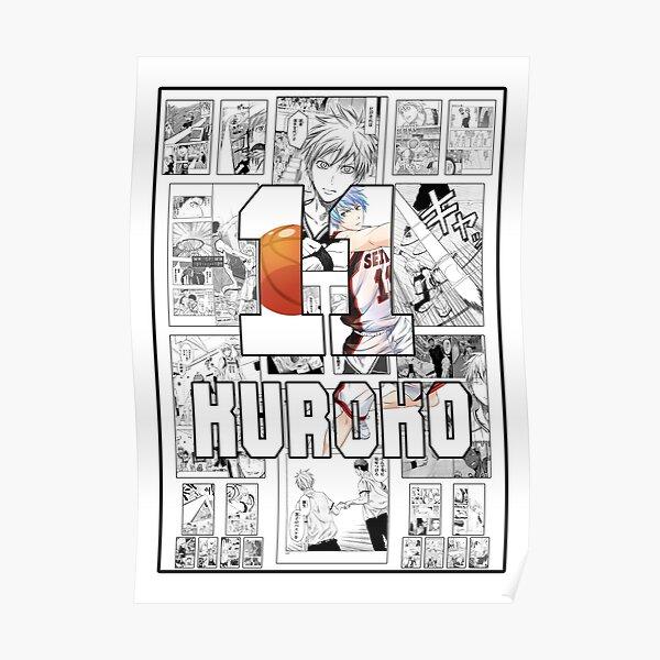 Kuroko No Basket - Tetsuya Kuroko 11  Poster