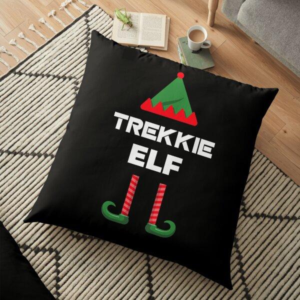 Trekkie Elf Floor Pillow