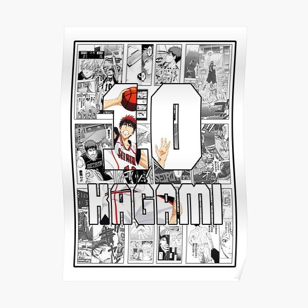 Kuroko No Basket - Kagami Taiga 10  Poster