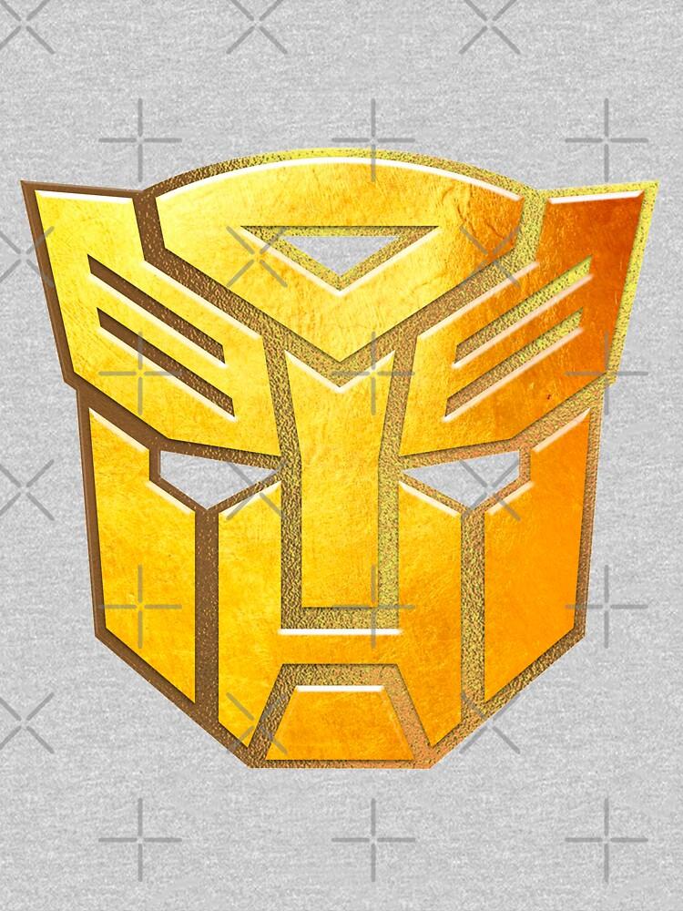 Golden Autobots by RaymondDiaz