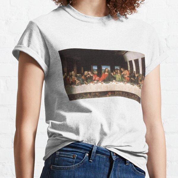 Jesus Christ: The Last Supper, Andrea Solari Classic T-Shirt