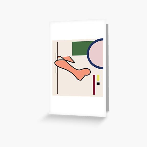 Brights Greeting Card