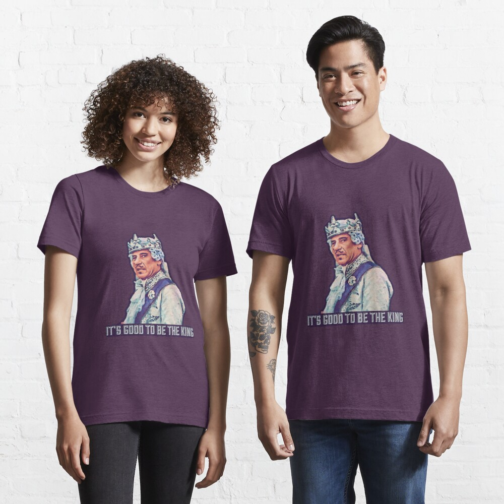 History of the World Part 1 - It's Good to be the King Essential T-Shirt