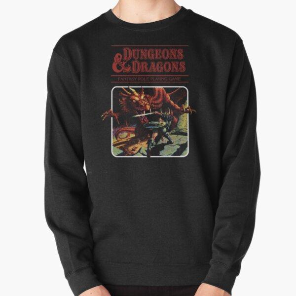 DnD Pullover Sweatshirt