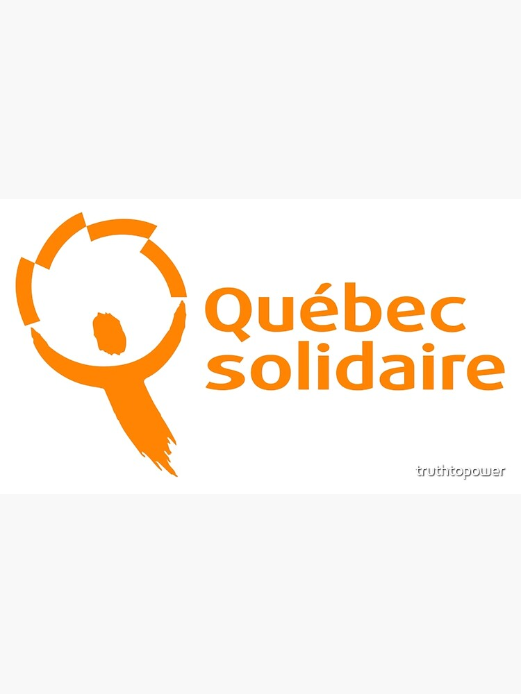 Québec solidaire by truthtopower
