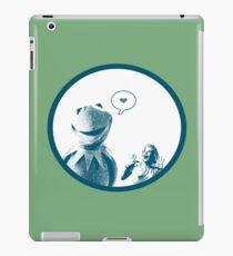 Kermit in Love iPad Case/Skin