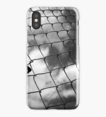 black&white iPhone Case/Skin