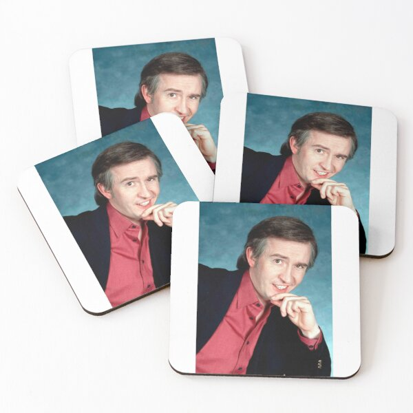 Recommended Product Alan Partridg Coasters (Set of 4)