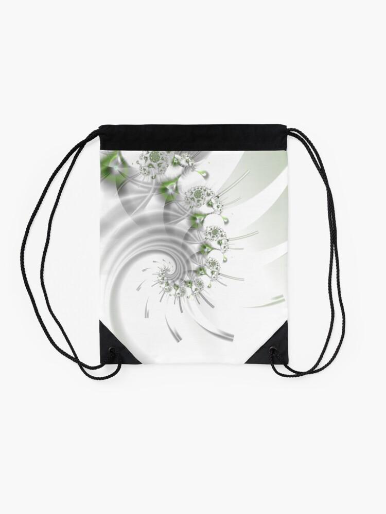 Alternate view of Fade To Light Drawstring Bag