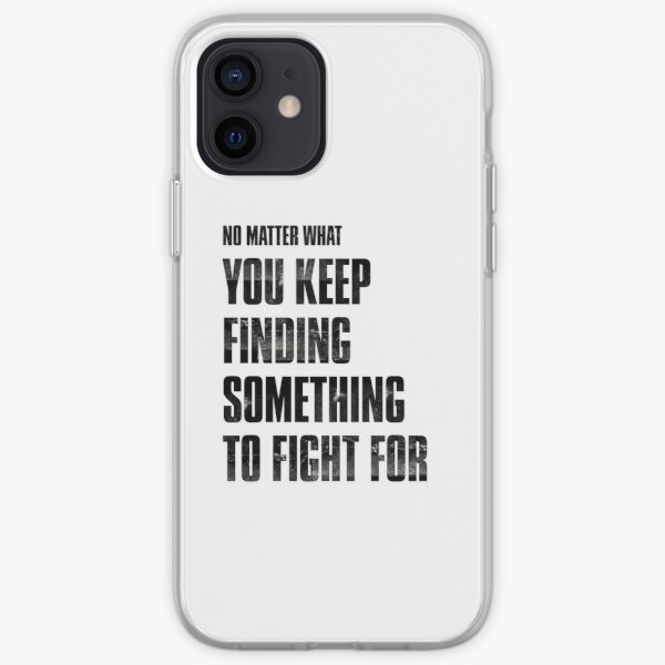 The Last of Us iPhone Soft Case
