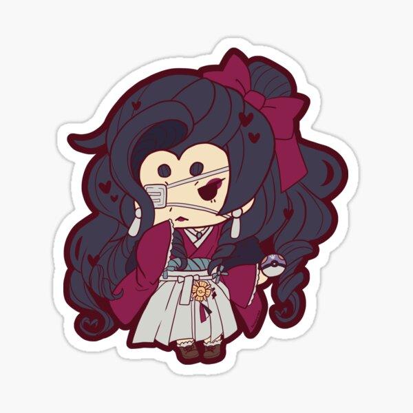 chibi miss aiori Sticker
