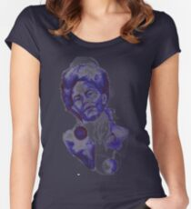 Artist Portrait Series Women's Fitted Scoop T-Shirt