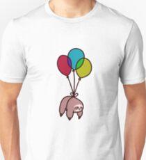 Balloon Sloth Unisex T-Shirt