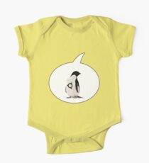 """Ubuntu"" Penguin tattoo Kids Clothes"