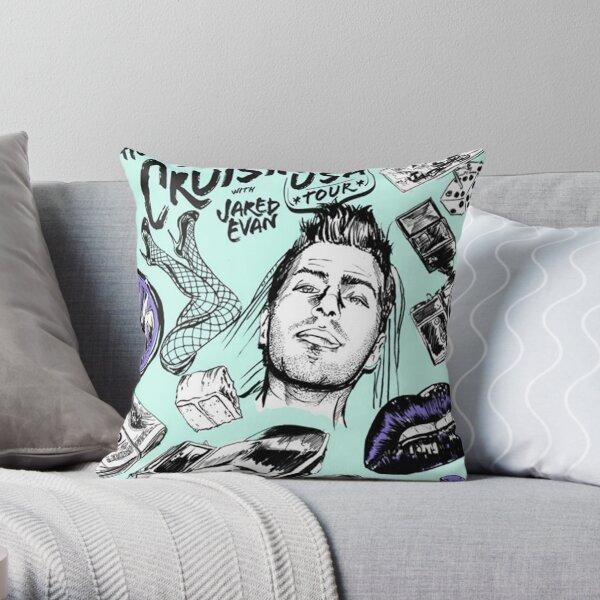 hoodward  Throw Pillow