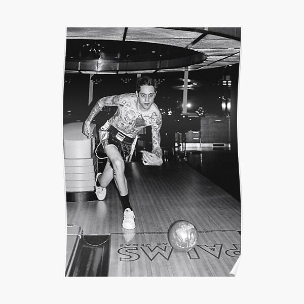 bowling pete davidson Poster