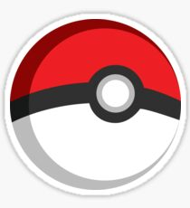 Pokeball Sticker