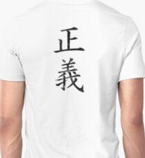 Justice Kanji T-Shirt
