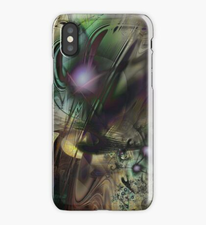 Splatter Paint iPhone Case