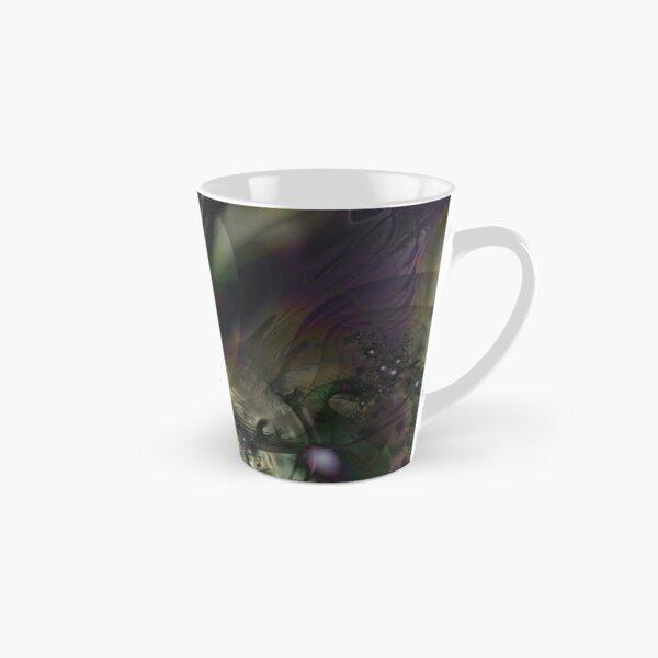 Splatter Paint Tall Mug