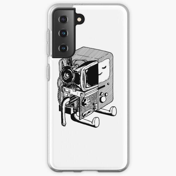 BMO - Adventure Time Inspired Art Samsung Galaxy Soft Case